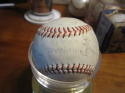1981 Cleveland Indians Team Signed Baseball em/nm 27 signatures