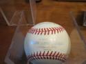 2000 Rawling Enron Field Inaugural Season official Major League Baseball Rare nrmt