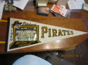 1960 Pittsburgh Pirates Team Photo Pennant National League Champions white