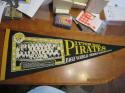 1960 Pittsburgh Pirates Team Picture Pennant World Series yankee stadium