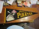 1960's Pittsburgh Pirates stadium Pennant