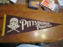 RARE! 1930's Pittsburgh Pirates Full Size 21.5