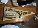 1963 Pittsburgh Pirates Team Photo Pennant white Clemente