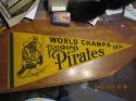 1971 Pittsburgh Pirates Pennant World Champs yellow