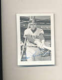 Don Kessinger Chicago Cubs 1969 topps deckle edge proof