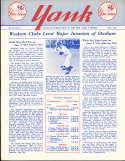 1958 vol 13 #2 Yank New York Yankees Newsletter Gil McDougald