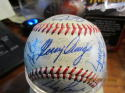 1964 Minnesota Twins Team Signed Baseball  28 sigs