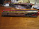 Houston Texans Blitz! passenger Dome Train NFL Hawthorne village Bachmann