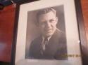 Vintage Red Grange Signed 8x10 framed 1920's Photo