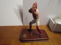 Johnny Bench Cincinnati Reds large statue figurine Danbury Mint  1999 no mask