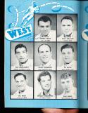 1948 East vs West Shrine Tom Fears Signed Program