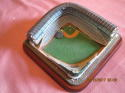 Danbury Mint Wrigley Field Chicago Cubs Stadium (broken)