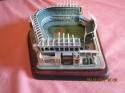 Danbury Mint Jacob Field Cleveland Indians Stadium (light stadium bent)