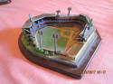 Danbury Mint Pittsburgh Pirates Forbes Field 1996 Stadium (light stadium bent)