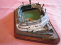 Danbury Mint Detroit Tigers Tiger 1996 Stadium (light stadium bent)
