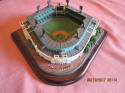 Danbury Mint Comiskey Park 1996 Chicago White Sox stadium