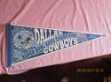 Dallas Cowboys Superbowl Champions  XXVII rose Football Pennant