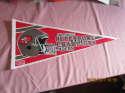 San Francisco 49ers football XXIII superbowl Pennant stripe