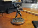 1990 Mickey Mantle New York Yankees Hartland Bronze Statue limited edition 250