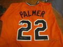 Jim Palmer Baltimore Orioles Signed HOF 1990 full size Jersey JSA