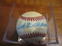 Ted Williams Boston Red Sox Signed Baseball JSA