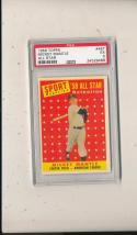 1958 Topps Mickey Mantle All Star #487  psa 5 ex