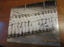 Ernie Banks Signed 8x10 Kansas City Monarchs Negro league photo