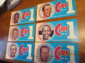 1970 Chicago Cubs Dunkin' Donuts  Bumper sticker set Ernie Banks,