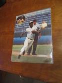 1971 Arena Card Hank Aaron Atlanta Braves em