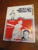 1970's Joe Dimaggio New York Yankees Budweiser Counter display sign