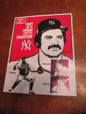 1970's Thurman Munson New York Yankees Budweiser Counter display sign