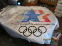 1984 Olympic Games 3x5 ft flag near mint