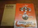 1951 10/14  Cleveland Browns vs Washington Redskins Football Program AAFC