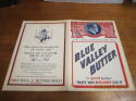 1939 Chicago White Sox vs detroit Tigers unscored baseball program w/boxscore