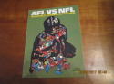 Superbowl 2 1970 world championship Football Program em Raiders vs Packers