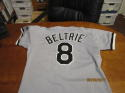 1992 Beltrie chicago White Sox Jersey #8 set #2 team issued