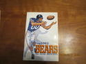 1962 Chicago Bears yearbook press guide nm