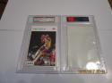 1986 Magic Johnson Lakers Sports Illustrated sticker card nm psa 8