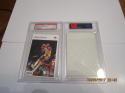1986 Magic Johnson Lakers Sports Illustrated sticker card em psa 6
