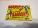 1956 topps baseball 1 cent Unopen pack features #110 Yogi Berra !