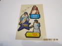 1968 Topps Action all star Sticker panel Pete Rose Reds