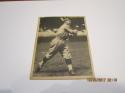1929 Kashin r316 card Dressen Cincinnati Reds baseball card