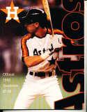 1992 Houston Astros Yearbook