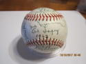 1961 Chicago White Sox Team Signed Baseball 33 signatures clean ball hank greenberg