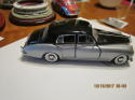 Franklin Mint 1955 Rolls Royce silver Cloud 1 die cast