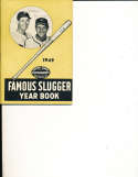 1949 Famous Slugger Yearbook Ted Williams Stan Musial em BBMag3