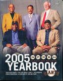 2005 San Francisco Giants Baseball Yearbook