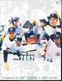 2002 New York Yankees Baseball Yearbook