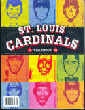2003 St Louis Cardinals Baseball Yearbook