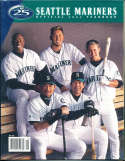 2002 Seattle Mariners Yearbook